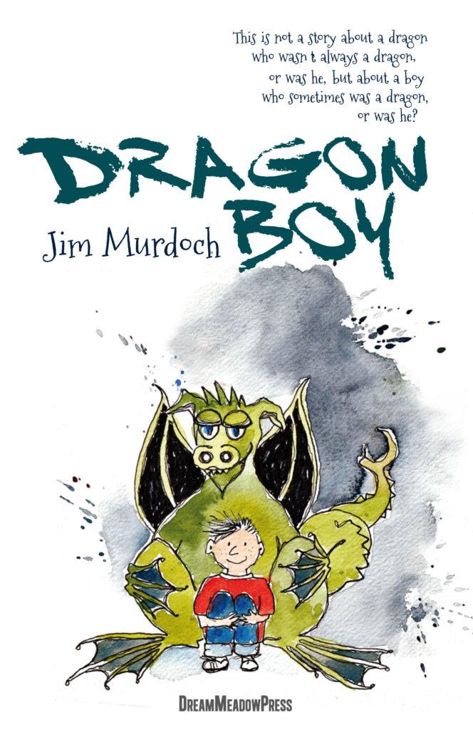 Book Cover: Dragon Boy